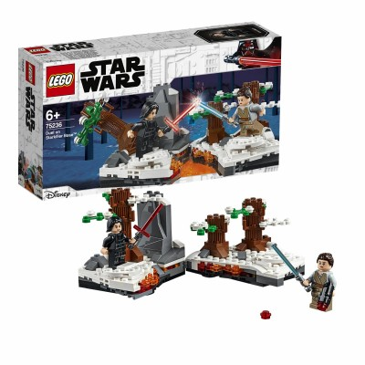 Save £4 at Argos on LEGO Star Wars Force Awakens Duel on Starkiller Base - 75236