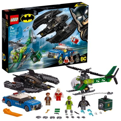 Save £10 at Argos on LEGO Super Heroes Classic Batwing - 76120