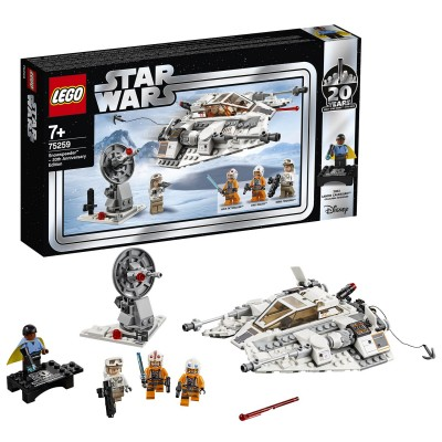 Save £7 at Argos on LEGO Star Wars 20th Anniversary Snowspeeder - 75259