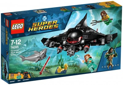 Save £6 at Argos on LEGO Super Heroes Aquaman - 76095