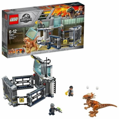 Save £6 at Argos on LEGO Jurassic World Stygimoloch Breakout Dinosaur Toy- 75927
