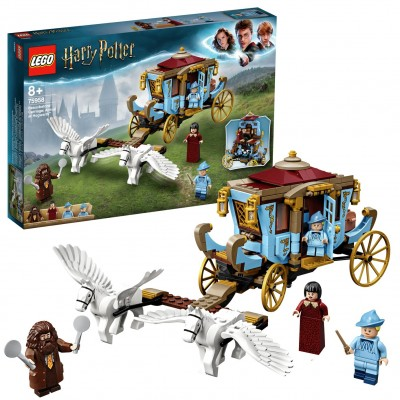 Save £9 at Argos on LEGO Harry Potter TM Beauxbatons' Carriage- 75958