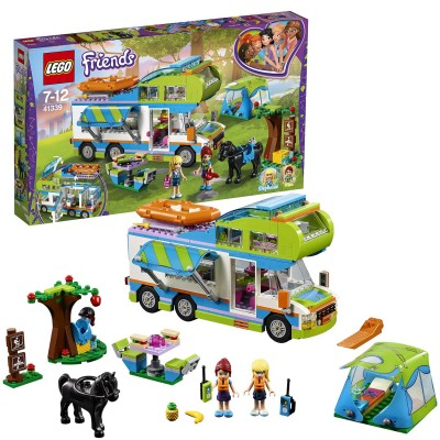 Save £17 at Argos on LEGO Friends Heartlake Mia's Camper Van Toy - 41339