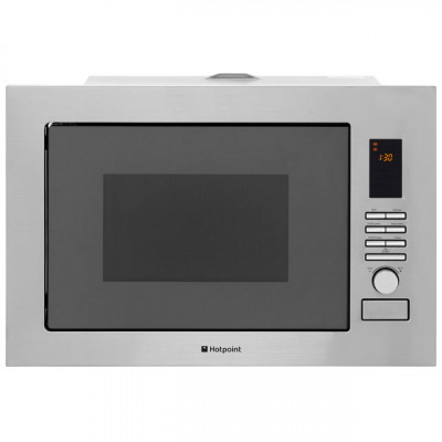 Save £70 at AO on Hotpoint Newstyle MWH222.1X Built In Microwave With Grill - Stainless Steel