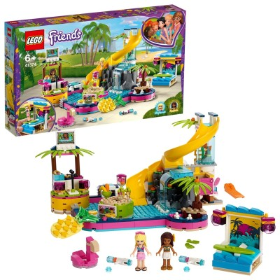 Save £15 at Argos on LEGO Friends Andreas Pool Party - 41374