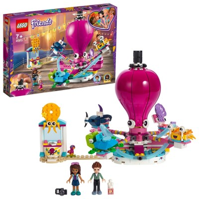 Save £12 at Argos on LEGO Friends Funny Octopus Ride Playset - 41373