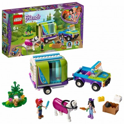 Save £9 at Argos on LEGO Friends Mia's Horse Trailer Stable Toy - 41371