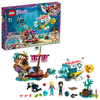 Save £12 at Argos on LEGO Friends Dolphins Rescue Playset - 41378