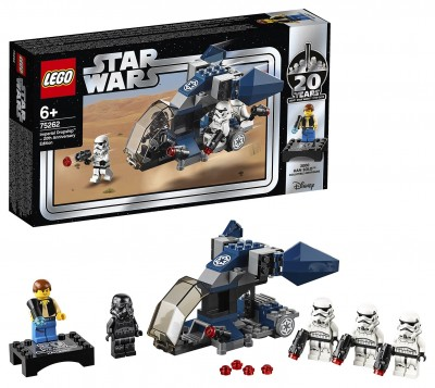 Save £4 at Argos on LEGO Star Wars Imperial Dropship 20th Anniversary Set- 75262