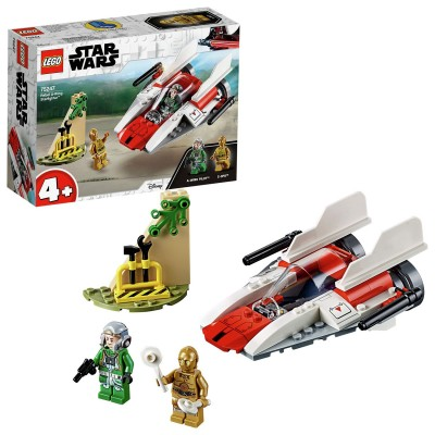 Save £3 at Argos on LEGO Star Wars Rebel A-Wing Starfighter Toy - 75247