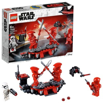 Save £3 at Argos on LEGO Star Wars Elite Praetorian Guard Battle Playset - 75225