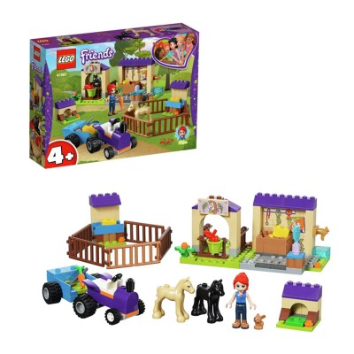 Save £6 at Argos on LEGO Friends Mia's Foal Stable Playset - 41361