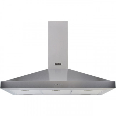 Save £70 at AO on Stoves S900 STER CHIM 90 cm Chimney Cooker Hood - Stainless Steel - A Rated