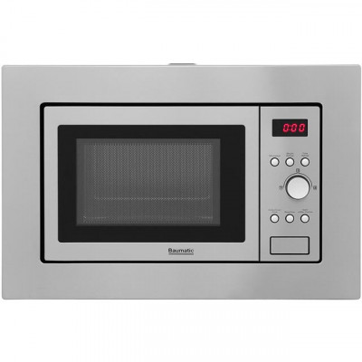 Save £30 at AO on Baumatic BMIS3820 Built In Microwave - Stainless Steel