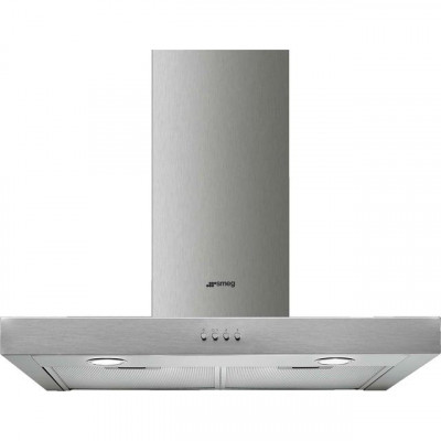 Save £50 at AO on Smeg Cucina KATE600EX 60 cm Chimney Cooker Hood - Stainless Steel - C Rated