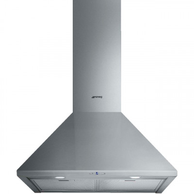 Save £40 at AO on Smeg Cucina KSA600HXE 60 cm Chimney Cooker Hood - Stainless Steel - B Rated