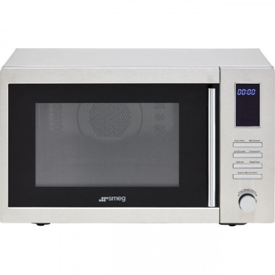 Save £30 at AO on Smeg MOE34CXIUK 34 Litre Combination Microwave Oven - Stainless Steel