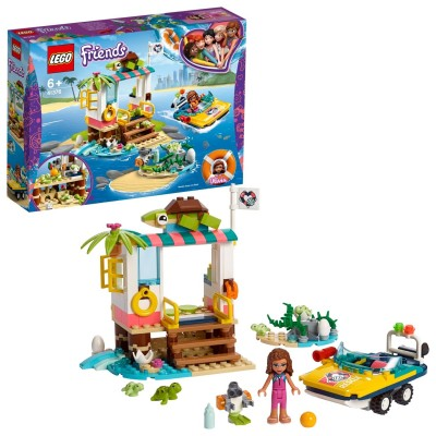 Save £6 at Argos on LEGO Friends Turtle Rescue Mission Playset - 41376