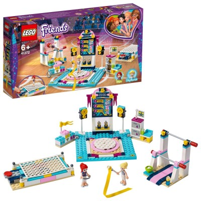 Save £9 at Argos on LEGO Friends Stephanies Gymnastics Playset - 41372