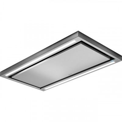 Save £80 at AO on Elica CLOUD-SEVEN-DO 90 cm Ceiling Cooker Hood - Stainless Steel - A++ Rated