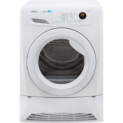 Save £70 at AO on Zanussi ZDH8903W 8Kg Heat Pump Tumble Dryer - White - A+ Rated