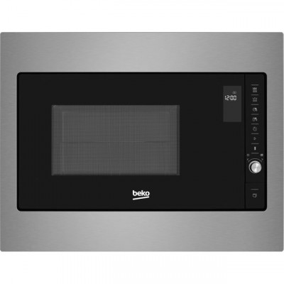 Save £60 at AO on Beko MGI25332BG Built In Microwave With Grill - Stainless Steel