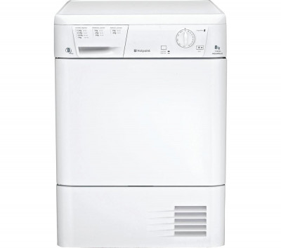 Save £40 at Currys on Hotpoint Condenser Tumble Dryer Aquarius TCM580BP - White, White