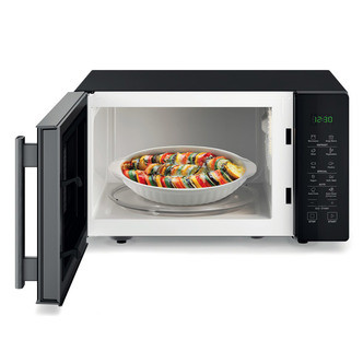 Save £10 at Sonic Direct on Hotpoint MWH251B Solo Microwave Oven in Black 25 Litres 900W