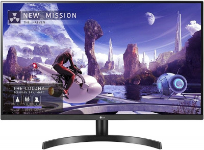 Save £55 at Ebuyer on LG 32QN600-B 31.5 QHD IPS Monitor with AMD FreeSync