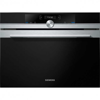 Save £95 at AO on Siemens IQ-700 CF634AGS1B Built In Microwave - Stainless Steel