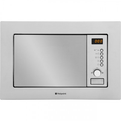 Save £30 at AO on Hotpoint MWH122.1X Built In Microwave With Grill - Stainless Steel