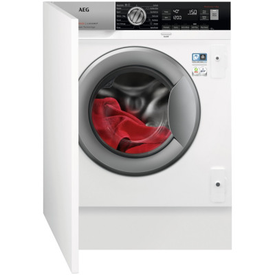Save £100 at Appliance City on AEG L7FC8432BI 8kg Fully Integrated ProSteam Washing Machine
