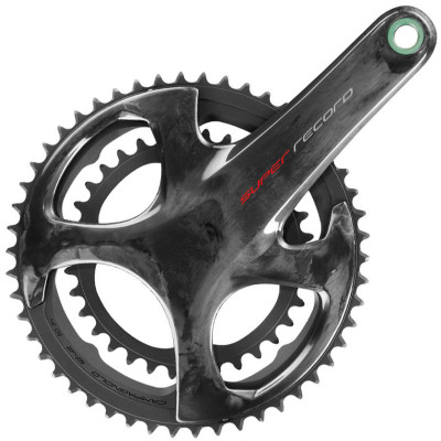 Save £130 at Wiggle on Campagnolo Super Record Ultra Torque 12 Speed Chainset Cranksets