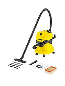 Save £31 at Very on Karcher Karcher Wd 4 Wet  Dry Vacuum Cleaner