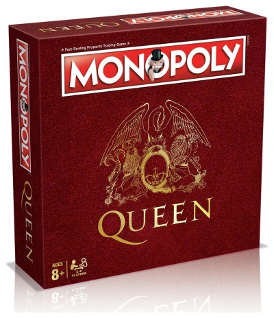 Save £6 at Argos on Queen Monopoly Board Game