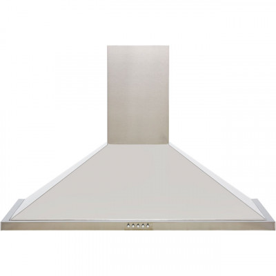 Save £79 at AO on Leisure H92PX 90 cm Chimney Cooker Hood - Stainless Steel - C Rated