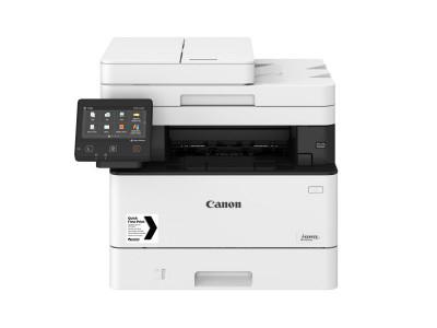 Save £86 at Ebuyer on Canon i-SENSYS MF445dw A4 Mono Multifunction Laser Printer