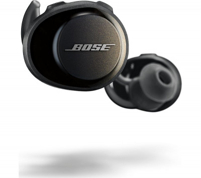 Save £50 at Currys on BOSE SoundSport Free Wireless Bluetooth Headphones - Black, Black