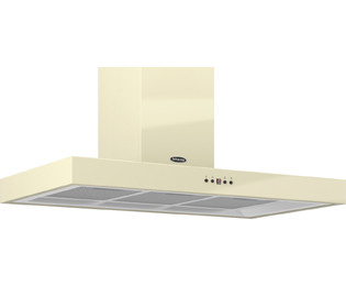 Save £120 at AO on Britannia Arioso HOOD-K7088A90-C 90 cm Chimney Cooker Hood - Cream - C Rated