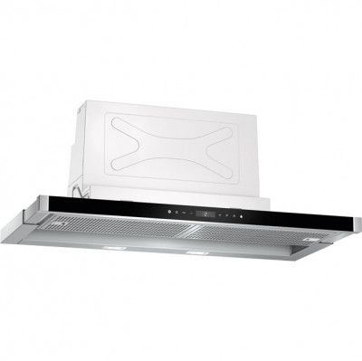 Save £177 at AO on NEFF N90 D49PU54X0B 90 cm Telescopic Cooker Hood - Stainless Steel / Black - B Rated