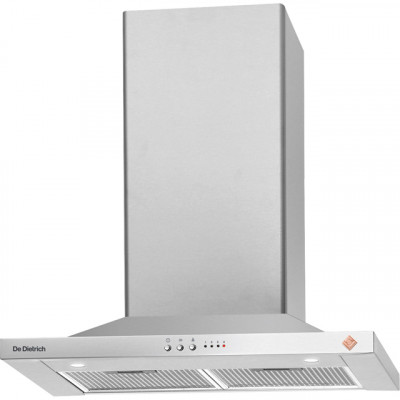 Save £74 at AO on De Dietrich DHP7612X 60 cm Chimney Cooker Hood - Stainless Steel - B Rated