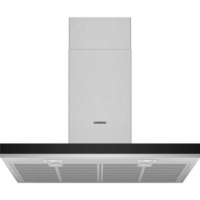 Save £59 at AO on Siemens IQ-300 LC77BHM50B 75 cm Chimney Cooker Hood - Stainless Steel - B Rated