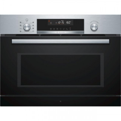 Save £181 at AO on Bosch Serie 6 CPA565GS0B Built In Combination Microwave Oven - Stainless Steel