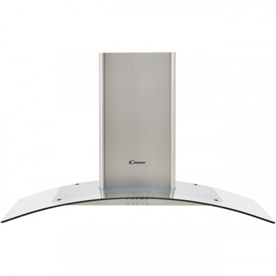 Save £20 at AO on Candy CGM94/1X 89 cm Chimney Cooker Hood - Stainless Steel / Glass - C Rated