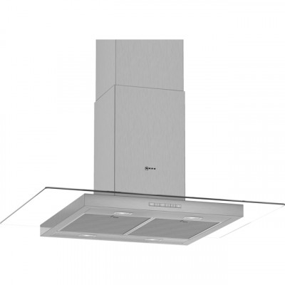 Save £258 at AO on NEFF N50 I95GBE2N0B 90 cm Island Cooker Hood - Stainless Steel - B Rated