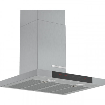 Save £121 at AO on Bosch Serie 6 DWB68JQ50B 60 cm Chimney Cooker Hood - Stainless Steel - A Rated