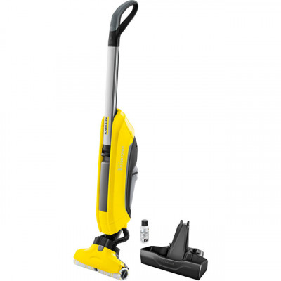 Save £50 at AO on Karcher FC5 Cordless Hard Floor Cleaner - Yellow