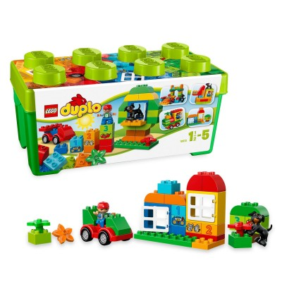 Save £9 at Argos on LEGO DUPLO All-In-One Box of Fun Set - 10572