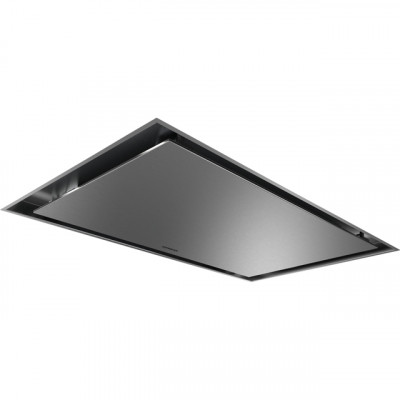 Save £330 at AO on Siemens IQ-500 LR97CAQ50B 90 cm Ceiling Cooker Hood - Stainless Steel - A Rated
