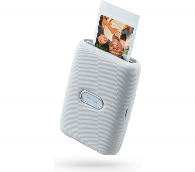 Save £20 at Currys on INSTAX mini Link Photo Printer - Ash White, White